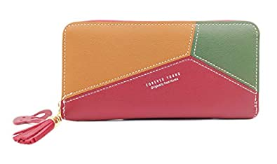 Surbhi Wallet for Women   Wallet for Girls   zipper wallets leather credit card holder