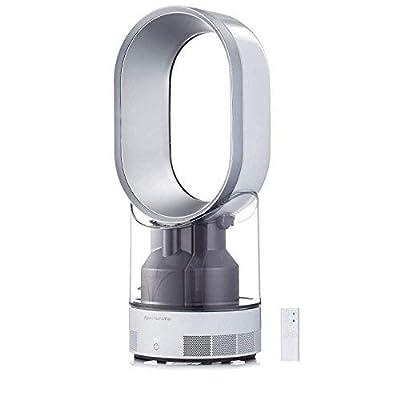 Dyson VBPHUKA502 AM10 Humidifier and Fan, White/Silver [Energy Class A], Aluminium
