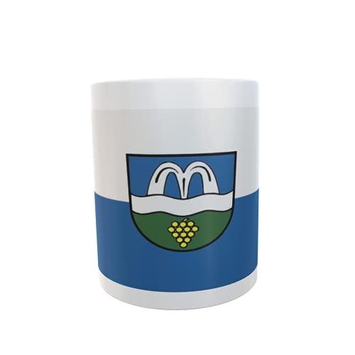 U24 Tasse Kaffeebecher Mug Cup Flagge Bad Bellingen