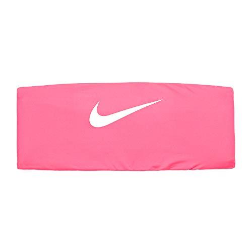 Nike Swim Essential Bandeau Bikini Top Small Digital Pink
