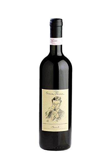 vino tinto italiano Barolo DOCG Vallebelbo Cesare Pavese rosso (1 botella 75 cl.)