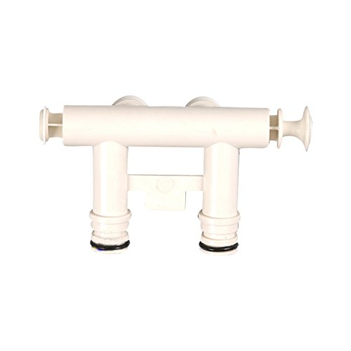 WS15X10012 GE Appliance Valve By-Pass Assy