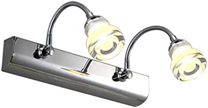 YIKEGE Sale price Modern Simple LED 2-Light Bath Vanity Ligh Interior Light 5% OFF