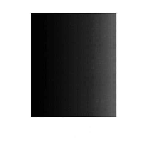 ZZDH Estera de Barbacoa 40 cm * 33 cm Barbacoa Mat de la parrilla de la parrilla Barbacoa para hornear almohadilla antiadherente Placa de cocción reutilizable PTFE Parrilla Mat Tools Suministros de fi