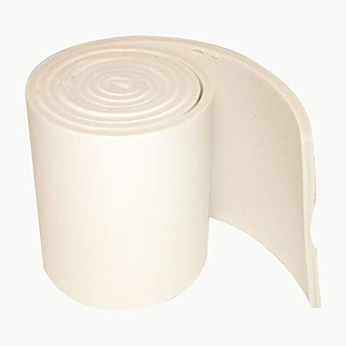 Latex-Free Adhesive Foam, 5 Inches x 6 Feet and 1/4 Inches Thick