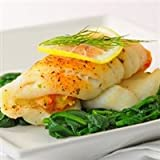 Today Gourmet Foods of NC - Sole Stuffed with Scallops and Crab (16 - 5oz Sole)