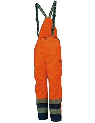 Helly Hansen werkbroek POTSDAM PADDED PANT 71477 HellyTech® veiligheidsbroek gevoerd S oranje