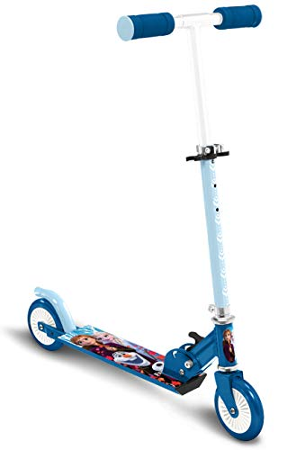Stamp Folding Scooter