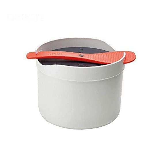 Microondas horno vaporera comida comida arroz cocina tazón platos utensilios de cocina...