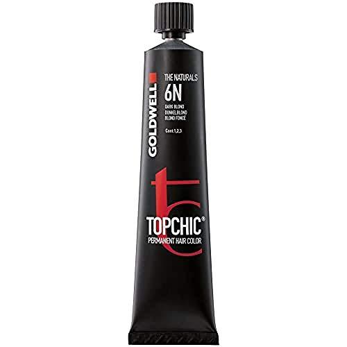 Goldwell Topchic Haarfarbe kastanie 4G, 1er Pack (1 x 60 ml)