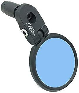 Hafny Bar End Bike Mirror, HD, Blast-Resistant, Glass Mirror, HF-MR090, HF-M951-FR03,..