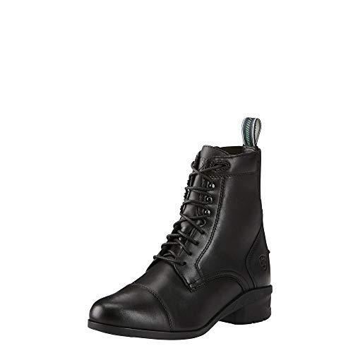 ARIAT Womens Heritage IV Paddock Short Riding Boots Black Footwear Size - 6Ariat Footwear Width -...