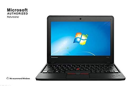Lenovo ThinkPad X131E 11.6in Laptop, AMD E2-1800, 4GB DDR3, 320GB SATA, 802.11n, Webcam, HDMI, Windows 10 (Renewed)-Multi-Language Support English/Spanish