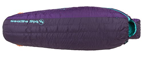 Big Agnes - Ethel 0 Sleeping Bag with DownTek Fill, Regular Length, Right Zipper