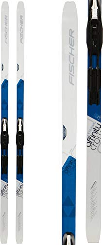 Affinity EF XC Skis w/Tour Step-in IFP Bindings