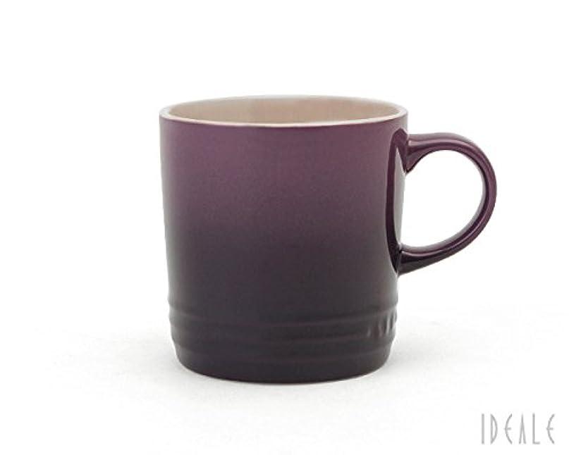 彼らくるみトリム(ルクルーゼ) LE CREUSET マグカップ 350ML カシス (39274946) [並行輸入品]