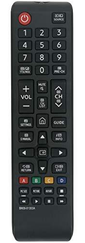 ALLIMITY BN59-01303A Fernbedienung Ersetzt für Samsung UHD 4K TV UE49NU7179 UE55NU7023 UE55NU7093 UE55NU7172U UE55NU7179 UE65NU7172 UE65NU7179 UE75NU7170 UE75NU7172 UE75NU7175 UE75NU7179