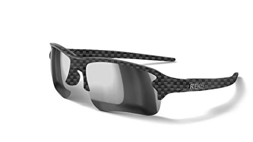 REKS Unbreakable SLING-BLADE Sunglasses (NEW 2018 Model)