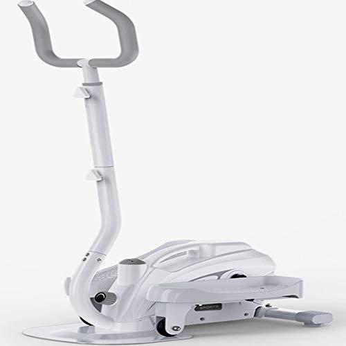 Mini silent Elliptical Stepper,The Ideal Fitness & Exercise Equipment For Home Ideal For Men Women...