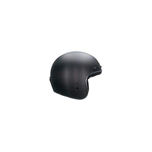 Casco BELL CUSTOM 500 CARBON BLACK MATT XL