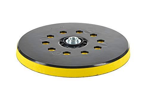 Recambio • Disco de lijadora • Disco de esmerillado • Plato de soporte • Lijadora de cubiertas • Rectificadora • Jirafa con de Ø 225 mm • Feider Surfacer 1 y 2