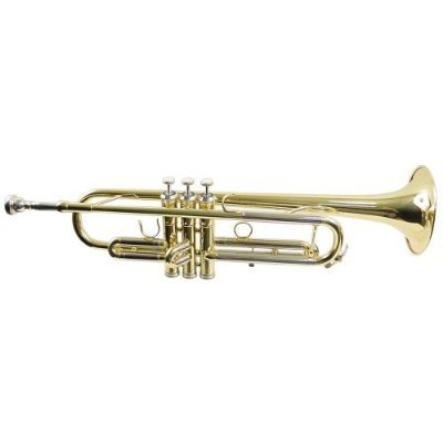 Hisonic Signature Series 2110L Bb Trumpet with...