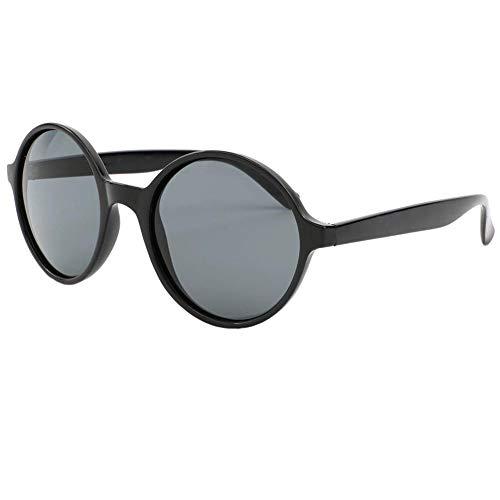 Eye Wear Polarisierte Sonnenbrille, rund, Schwarz Otto Gr. Einheitsgröße, Schwarz