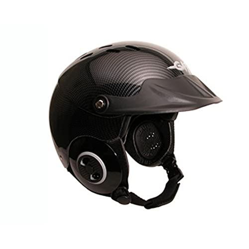 Gath Gedi Helmet with Peak - Carbon - L