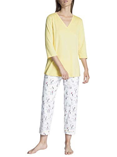 CALIDA Cosy Emotion 7/8-Pyjama Damen