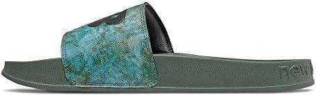 New Balance Men s 200 V1 Sandal Oak Leaf Green Black Spruce 9 product image