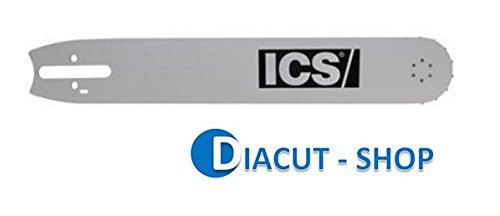 33 cm Ersatzschwert für ICS 814 PRO Schwert Diamant Sägekette TwinPRO-25