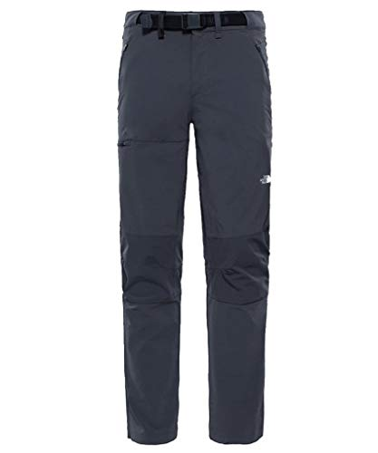 The North Face M Speedlight Pantalón Largo, Hombre, Gris (Aspgry), 38-REG