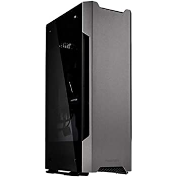Phanteks Enthoo Evolv Shift Mini-ITX Tempered Glass – Grigio Canna di Fucile