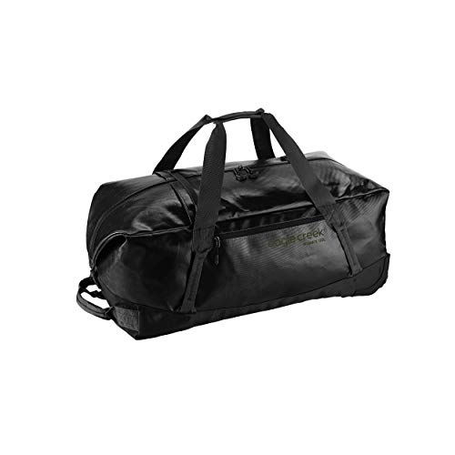 Eagle Creek Migrate Wheeled Duffel 130l Bag, Jet Black, One Size