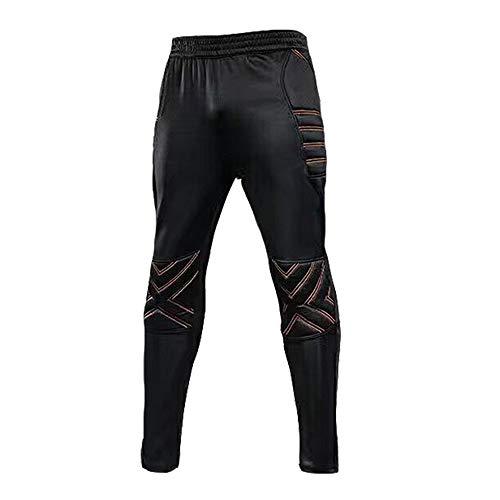 AIALTS voetbal keeper broek, gewatteerde beschermende legging