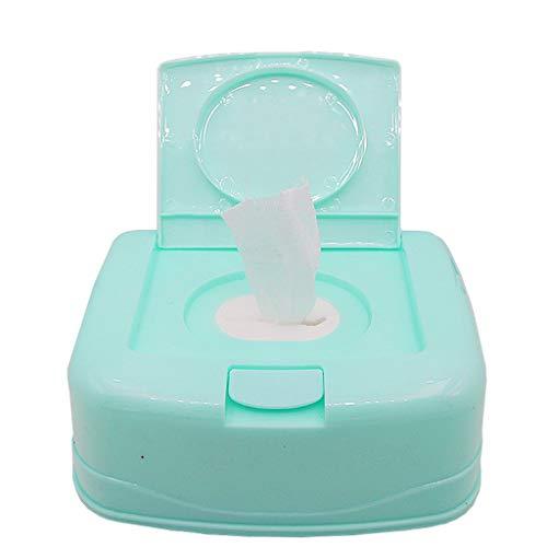 Coussinets Maquillage 800pcs / Box Maquillage Coton Pad Démaquillant Coton Nettoyant pour Le Visage Nettoyage Nettoyant Visage Papier Cosmétiques Outils Outil Nettoyage Visage (Color : Blue)
