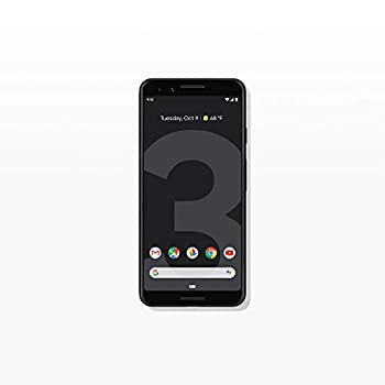 Google - Pixel 3 with 64GB Memory Cell Phone  Unlocked  - Just Black