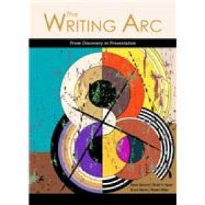 The Writing Arc: From Discovery to Presentation