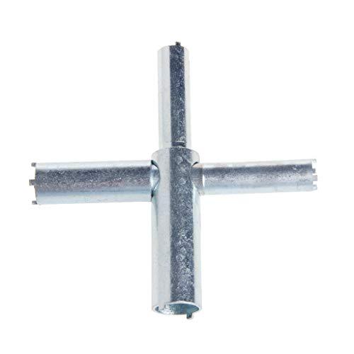 siwetg X-Key Repair Tool - Herramienta de reparación para radiofrecuencia BAOFENG UV-5R 888S Motorola GP328