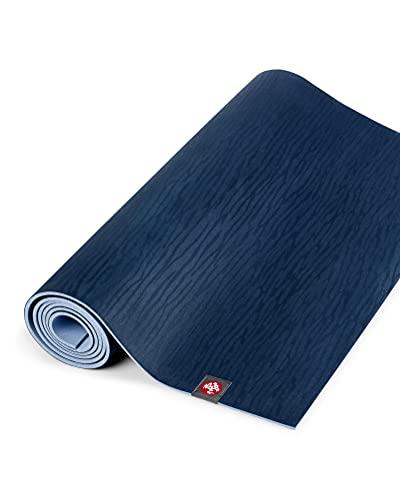 Manduka, Tappetino EKO Lite per Yoga e Pilates, Unisex, 135011082, Midnight, 5mm, 71'