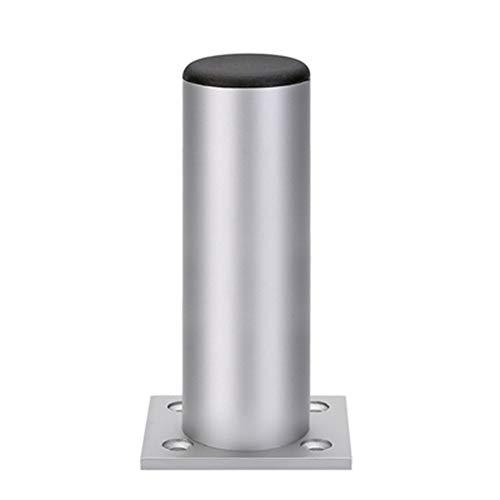 Möbelstützfüße aus Aluminiumlegierung können angehoben und eingestellt werden und eignen sich für Badezimmerschränke, Fernsehschränke und andere Möbel/A / 80mm