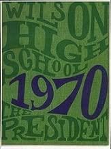 (Custom Reprint) Yearbook: 1970 Woodrow Wilson High School - President Yearbook (Portsmouth, VA)