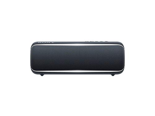 Sony Electronics SRS-XB22 Extra Bass Portable Bluetooth Speaker, Black (SRSXB22/B)