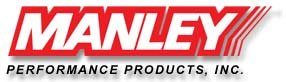 Manley 26610 Swedged End Pushrod, Chrome Moly Steel