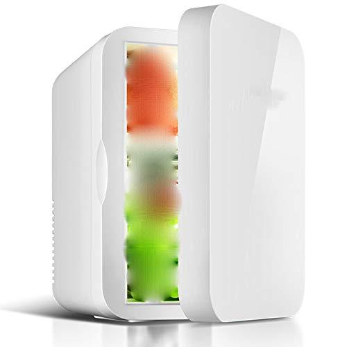 Mini-koelkast, mini-koelkast, kleine koelkast, snel afkoelen, auto naar huis, dual use, 6 l/12 l
