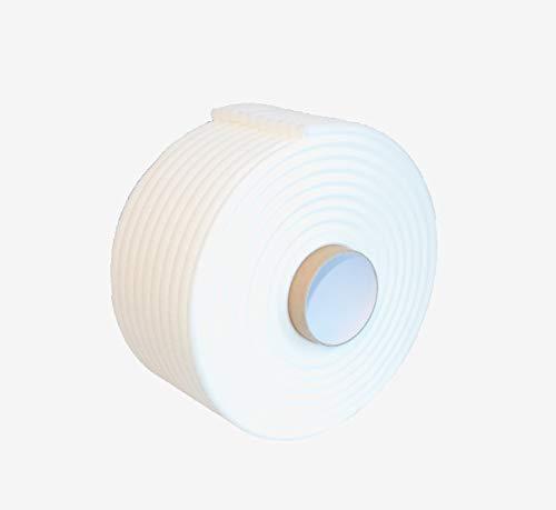BenBow Softtape Foamtape 13mm x 50m für Autolack Lackierer Schaumdichtband (1 stucke) (301-1)