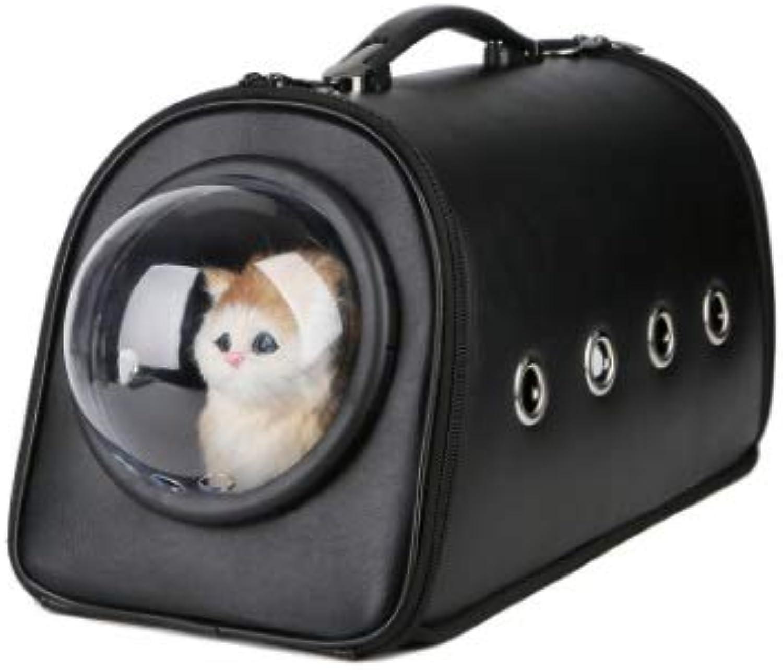 OneShoulder Portable pet Space Bag cat Out Backpack Breathable Shoulder Box Space pet Cabin Bag Portable pet Bag