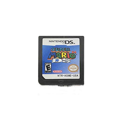 New Super Mario 64 DS Game Card For Nintendo 3DS DSI DS XL Gift