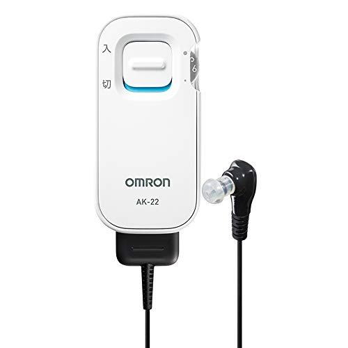 10位 オムロン『デジタル式補聴器 イヤメイトデジタル(AK-22)』