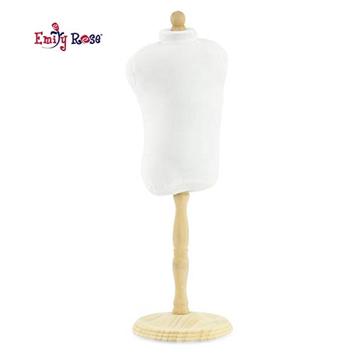 Emily Rose 18 Inch Doll Clothes - Dress Mannequin   Sewing Form   Fits American Girl Dolls